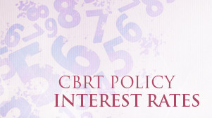 CBRT Policy Interest Rates